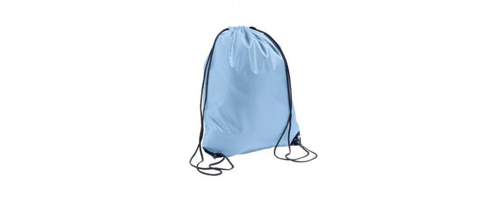 mochila poliester Celeste - mochilas escolares Pronens