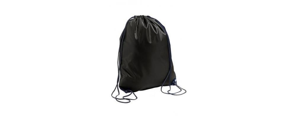 mochila poliester negra - mochilas escolares Pronens