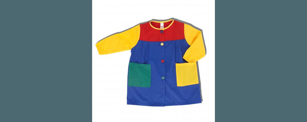 batas babys escolares popelin - uniformes escolares Pronens 4