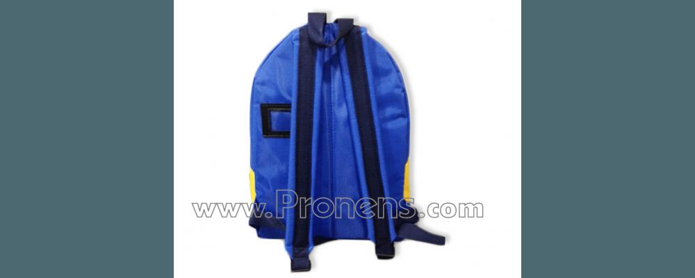 Fabricación de mochilas escolares en Madrid - Mochilas colegio Pronens