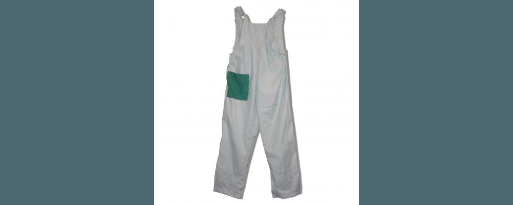 Fabricantede Petos pantalónpara educadoras infantiles de guarderías, escuelas infantiles y colegios.