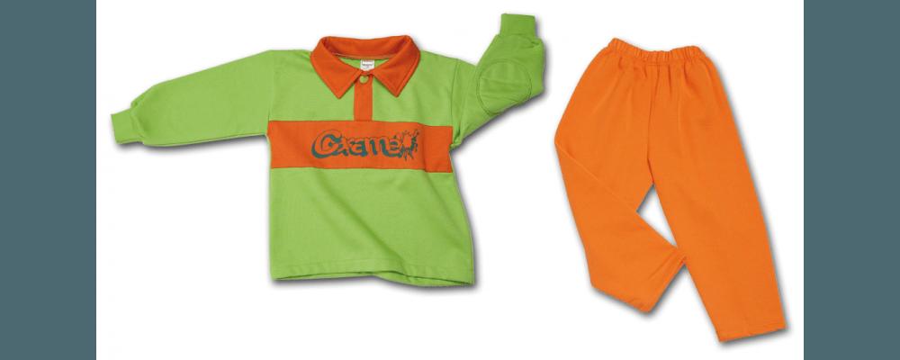 Chandal polo para guardería y escuelas infantiles - Pronens