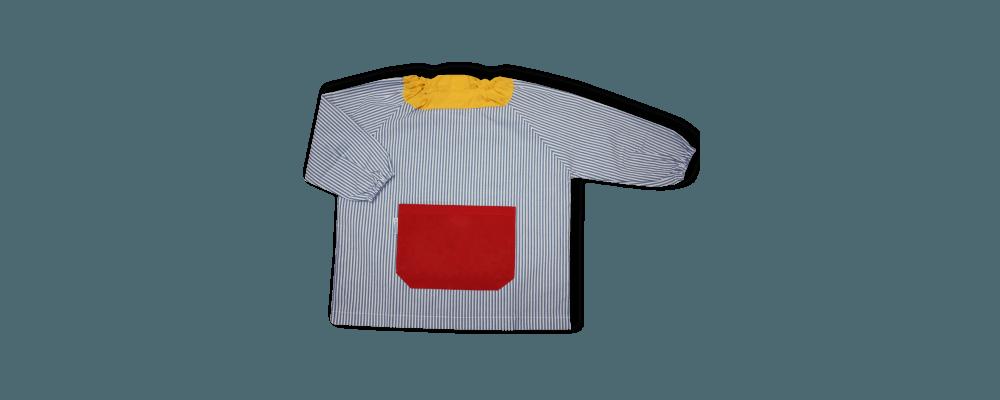 Fabricante de batas babis infantiles cuello goma - Babis escuela infantil Pronens