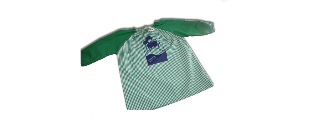batas babys guarderias saco  - uniformes guarderías 9