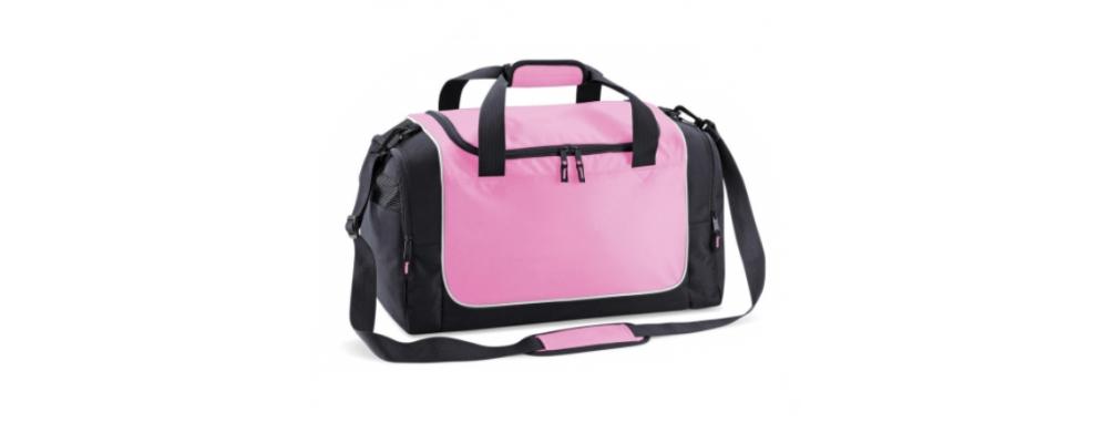 Medidas Bolsa deporte taquilla rosa - Bolsas deporte personalizadas Pronens
