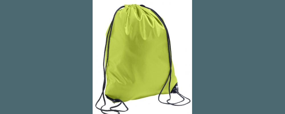 Bolsa polyester personalizada para la espalda