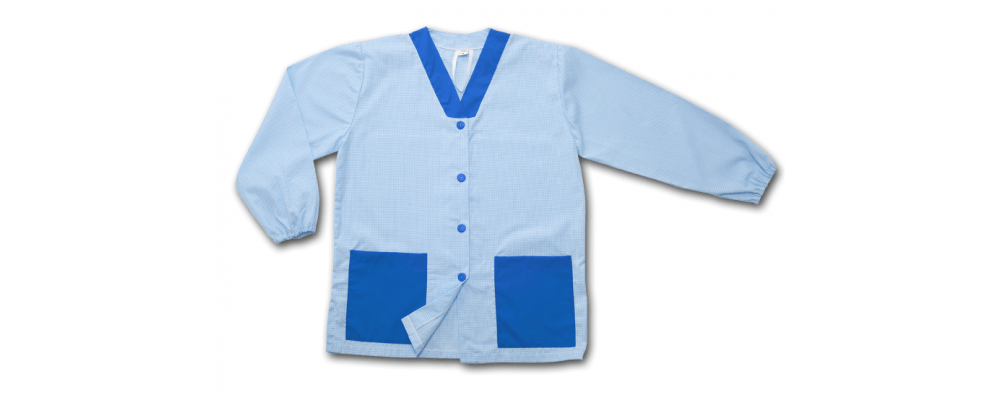 Bata educadora guardería - uniformes guardería