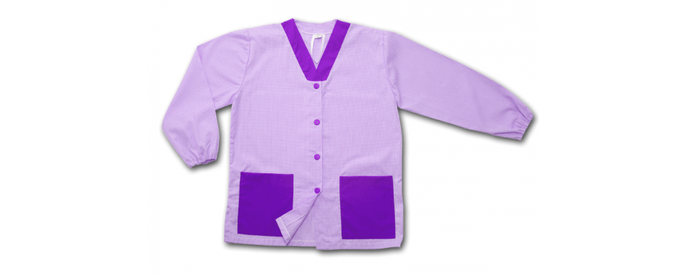Bata educadora guardería - uniformes guardería 1
