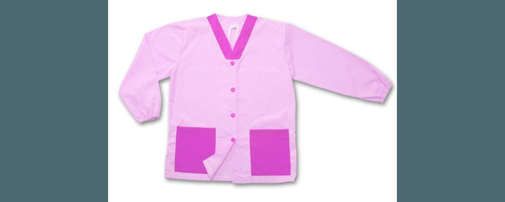 Bata educadora guardería - uniformes guardería 2