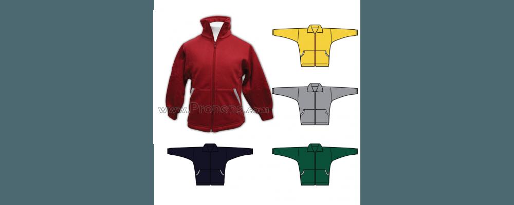 chandal felpa escolar - uniformes escolares