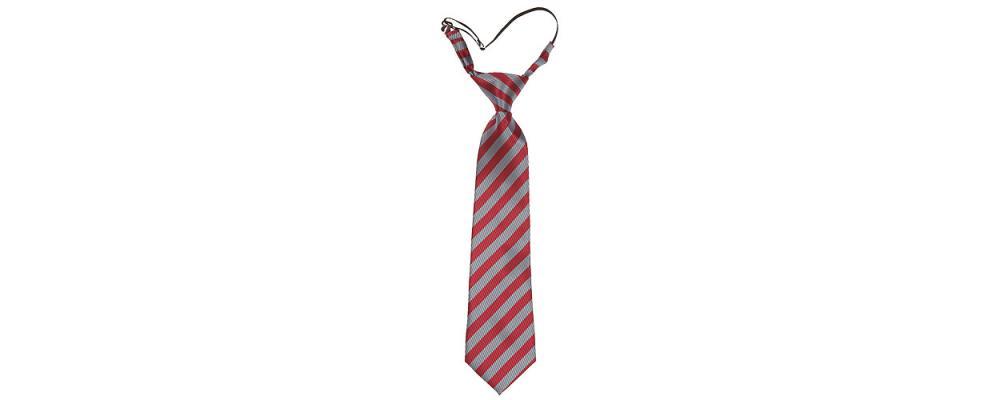 Fabricación de corbatas colegiales - Uniformes escolares Pronens