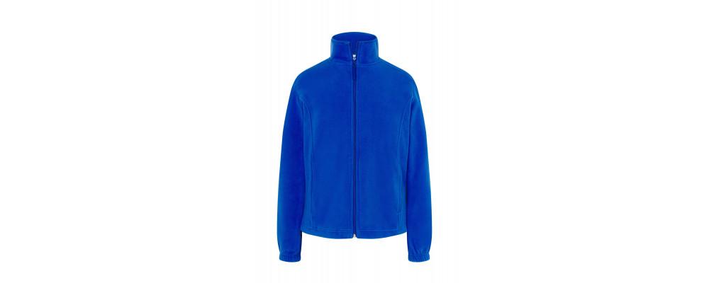 Forro polar personalizado azul royal - Fabricante de forro polar personalizado PRONENS
