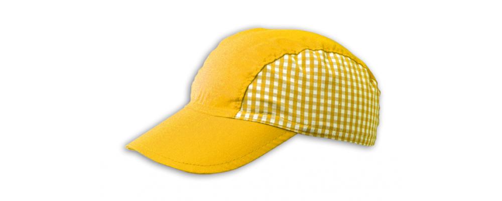 Gorra escolar guardería