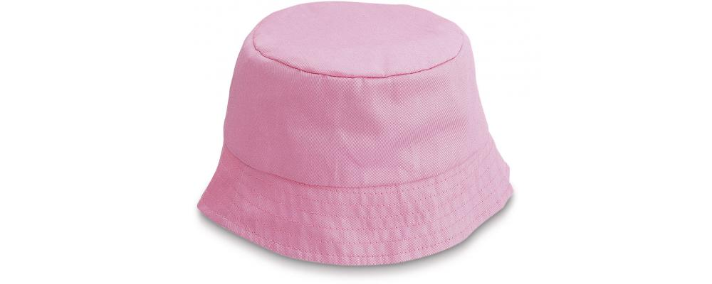 Gorro playero infantil rosa personalizado - Uniformes escuela infantil Pronens