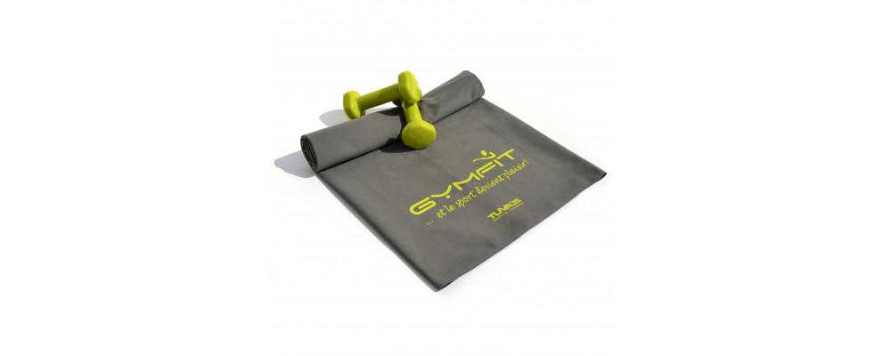 Toalla de microfibra deportiva personalizadas para gimnasios - Toallas Microfibra Pronens