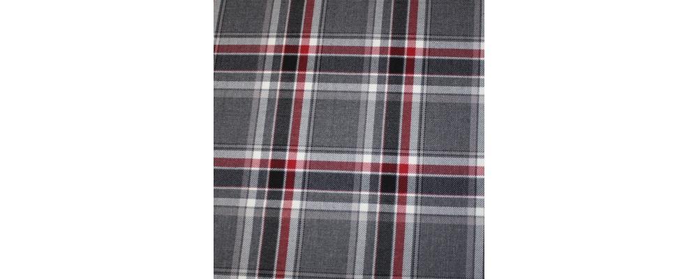 falda escolar cuadro - uniformes escolares Pronens