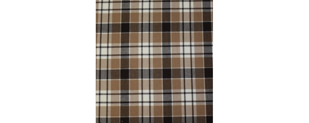 falda escolar marrón - uniformes escolares Pronens