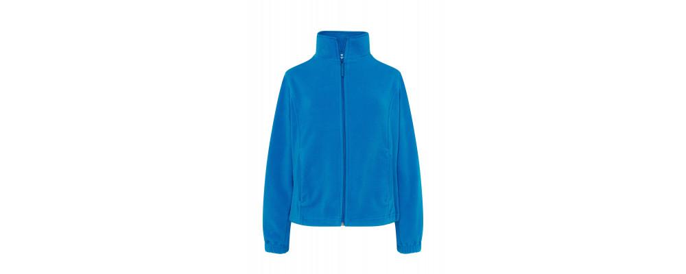 Forro polar personalizado azul turquesa - Fabricante de forro polar personalizado PRONENS