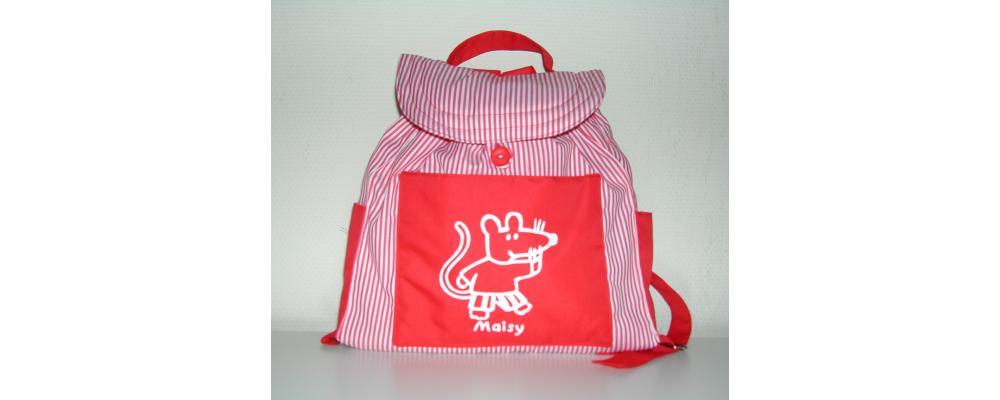 Mochilas guarderías tela acolchada y mochilas escolares Pronens 8