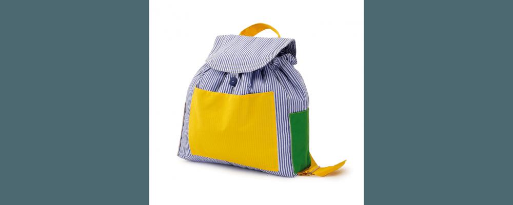 Mochilas guarderías tela acolchada y mochilas escolares Pronens 2