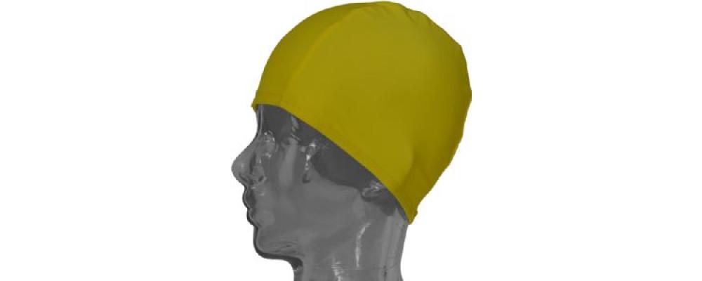 Fabricante gorros piscina infantil amarillo para colegios y escuelas infantiles - Gorros piscina Pronens