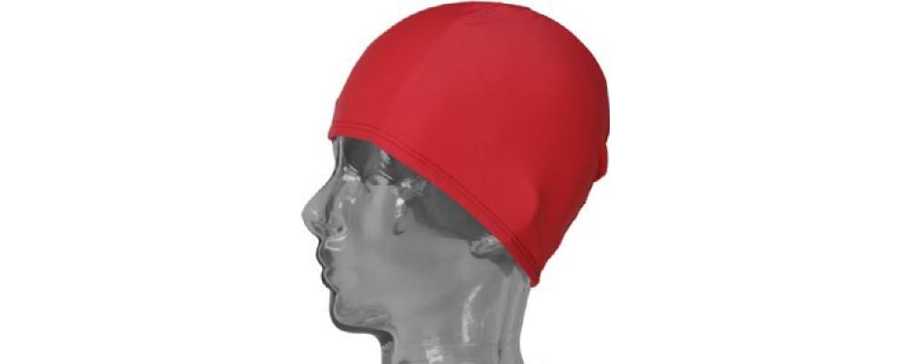 Fabricante gorros piscina infantil rojo para colegios y escuela infantil - Gorros piscina Pronens