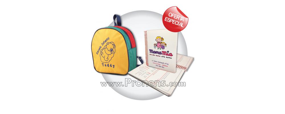 ofertas para escuelas infantiles de agendas guarderia