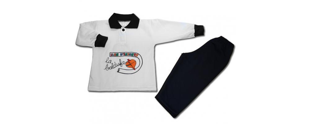 chandal polo escolar - ropa escolar Pronens