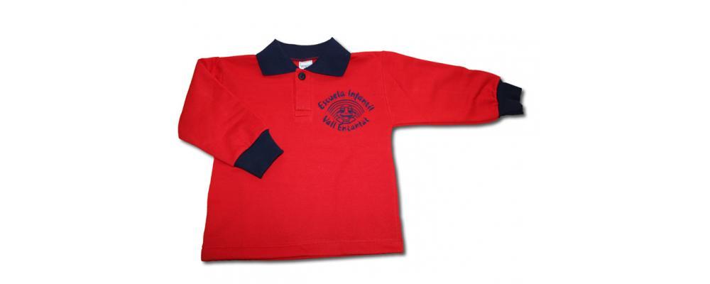 chandal polo escolar - ropa guarderia Pronen