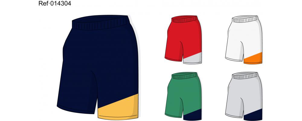 Pantalón deporte escolar 14304 - Fabricante equipaciones deportivas escolares