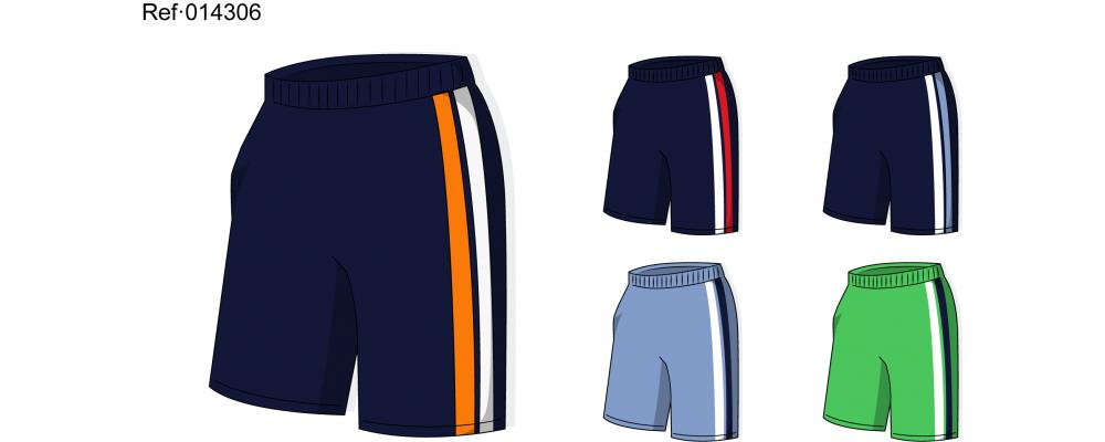 Pantalón deporte escolar 14306 - Fabricante equipaciones escolares