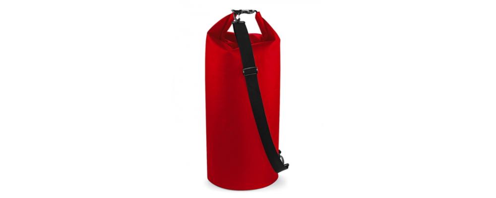 Petate impermeable rojo - Bolsas deporte personalizadas Pronens