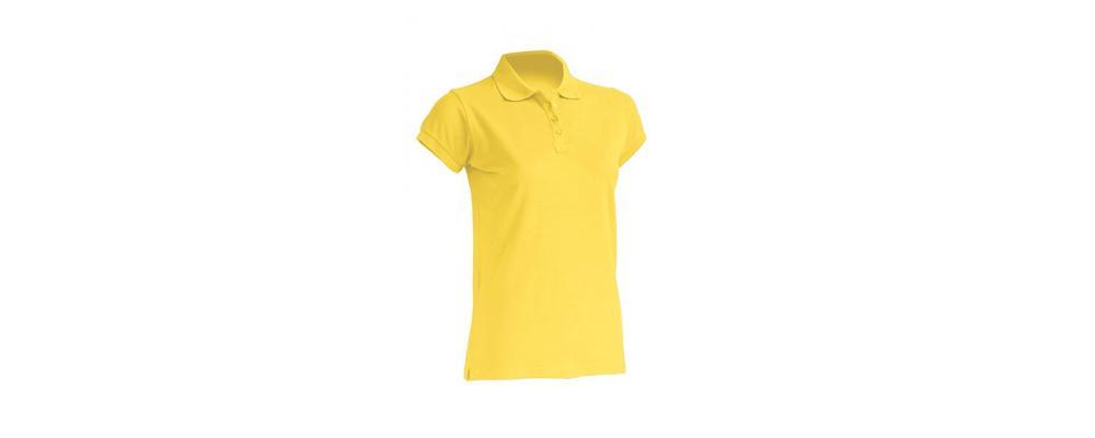 Polo amarillo educadora escuela infantil - Polos escolares Pronens