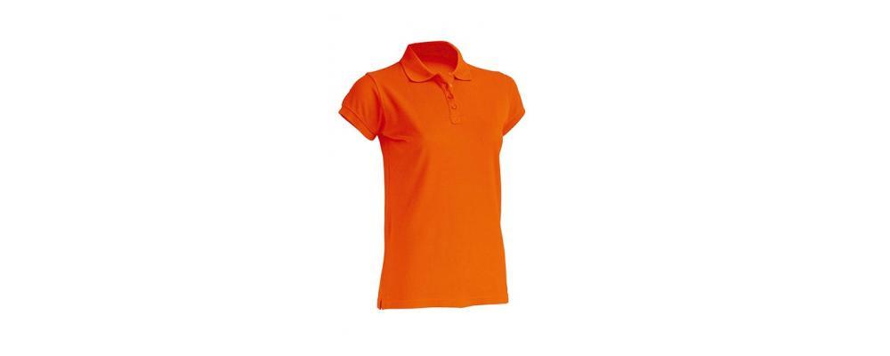 Polo naranja educadora escuela infantil - Polos escolares Pronens