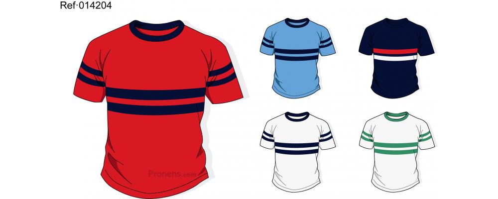Fabricante camiseta colegio personalizada ref014204 - Uniformes camisetas escolares Pronens