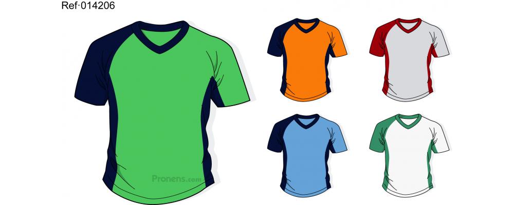 Fabricante camiseta colegio personalizada ref014206 - Uniformes camisetas escolares Pronens