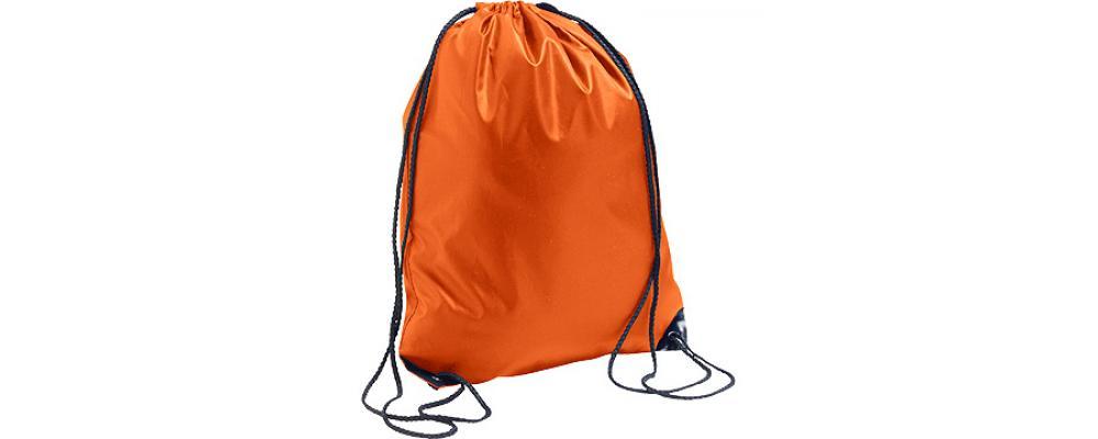 mochila poliester Naranja - mochilas escolares Pronens