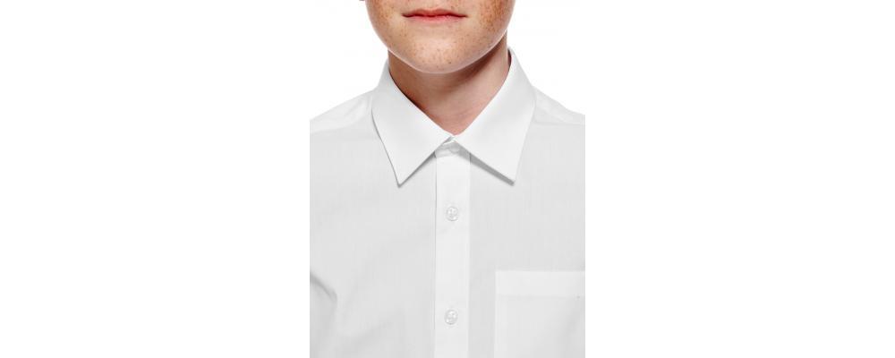 Camisa escolar personalizada - Camisas escolares Pronens
