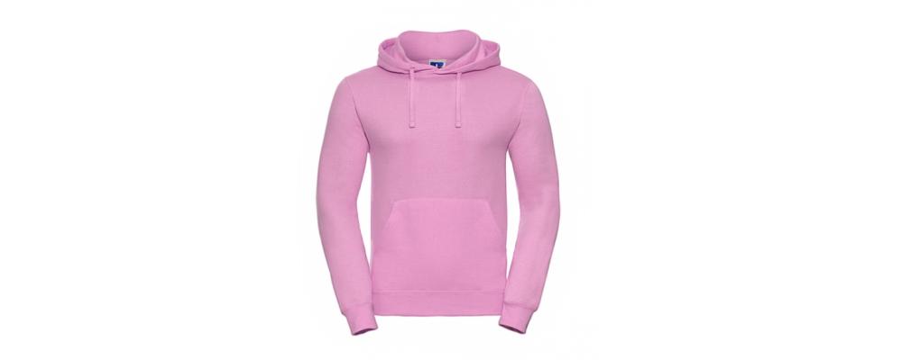 Sudadera capucha rosa personalizada - Uniformes educadoras infantiles Pronens