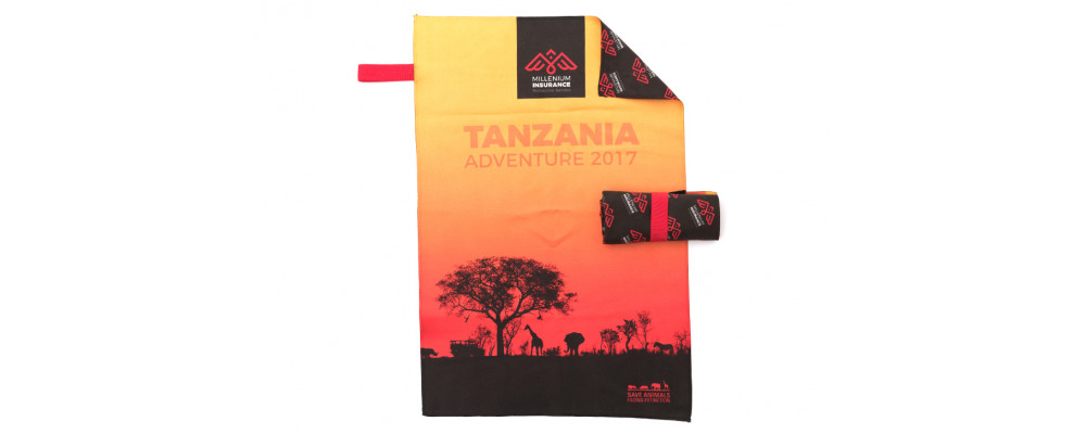 Fabricante de toallas de microfibra deportivas personalizadas para merchandising empresas - Toallas Microfibra Pronens