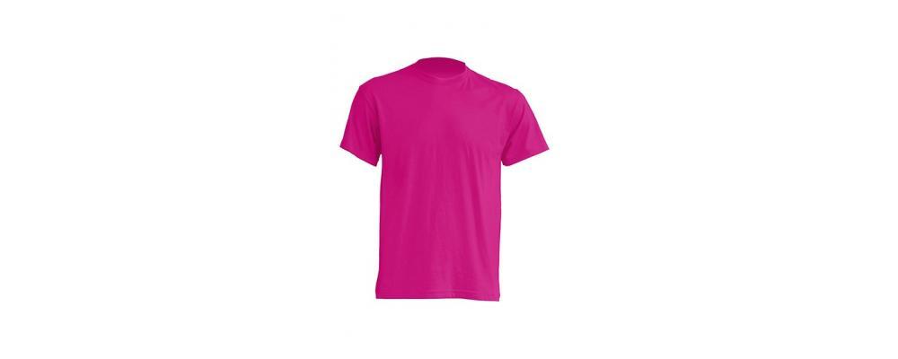 Camiseta fucsia - Uniformes escuela infantil Pronens