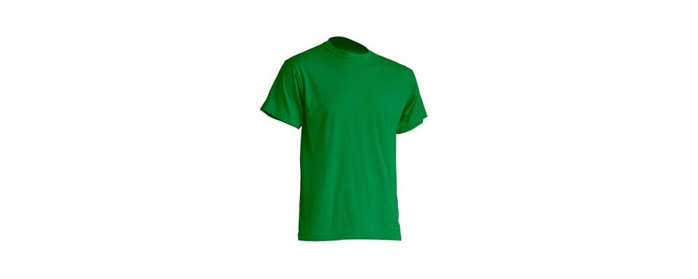 Camiseta verde - Uniformes guardería Pronens