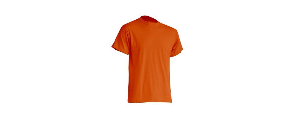 Camiseta naranja - Uniformes guardería Pronens