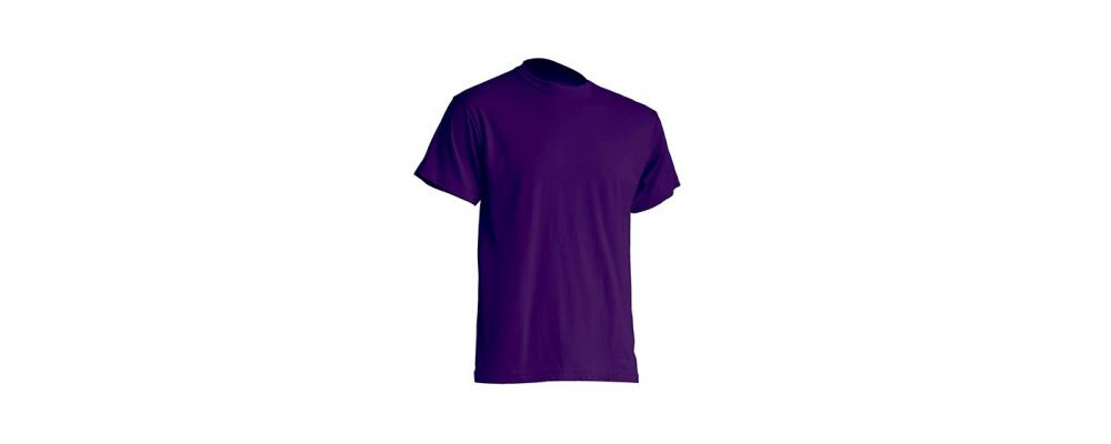Camiseta lila oscuro - Uniformes escuela infantil Pronens
