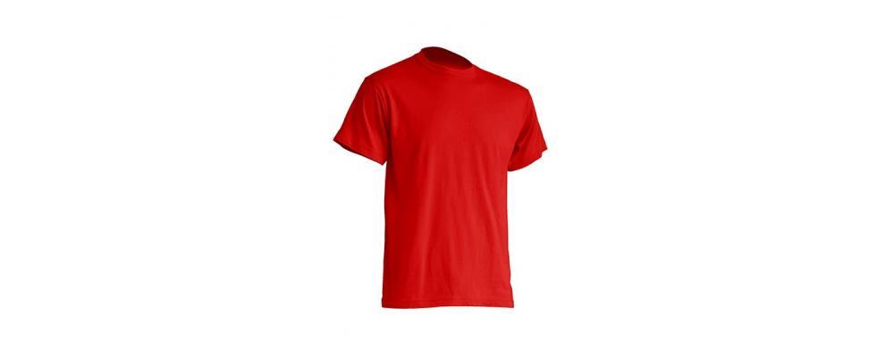 Camiseta roja - Uniformes escuela infantil Pronens