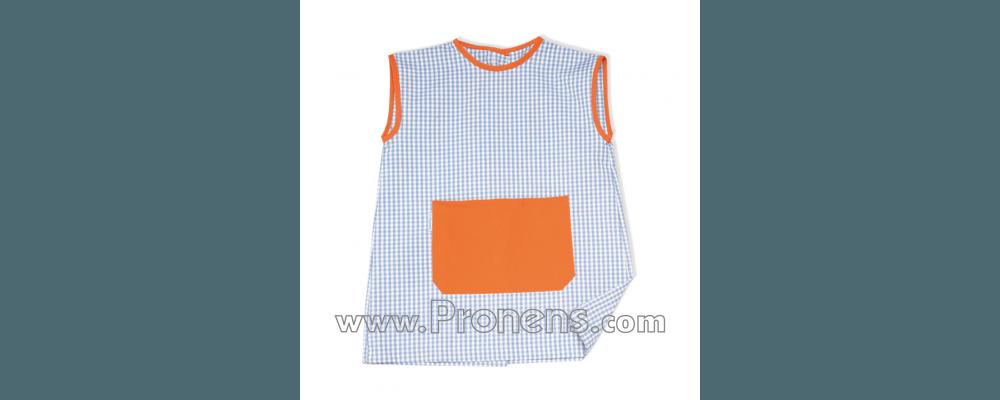 Batas babys guarderia verano - Uniformes guarderia Pronens