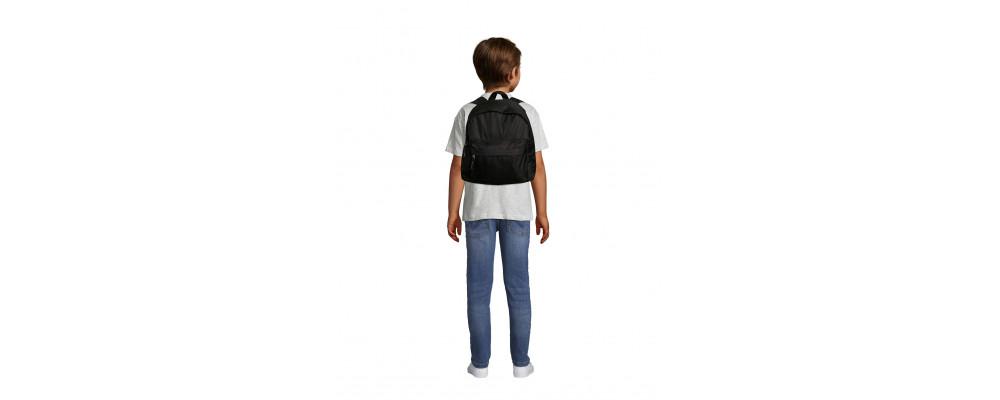 Fabricante de mochilas infantiles personalizadas para empresas y colegios - negro