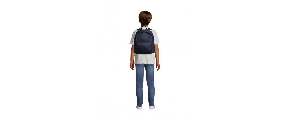 Fabricante de mochilas infantiles personalizadas para empresas y colegios - azul marino